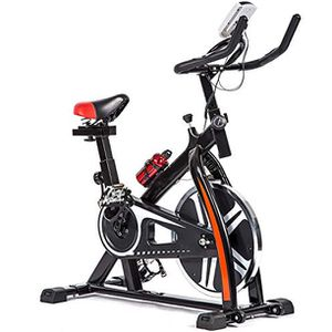 FREE SHIPPING Indoor Cycling Exèrcïse Bīké with Heart Pulse LED Display Home Workout for Sale in Oceanside, CA