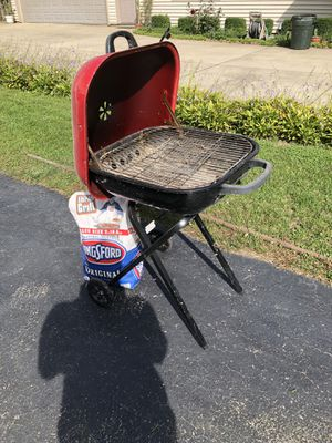 Portable Charcoal Grill for Sale in Prospect Heights, IL