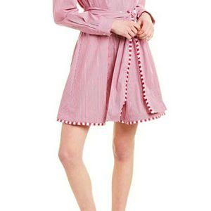Derek Lam 10 Crosby Iona Belted Shirt Dress (Sz 4) for Sale in Stone Mountain, GA