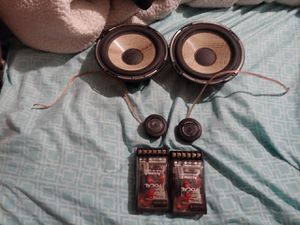 Focal 6.5 inch Component Set for Sale in Allen, TX