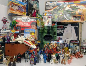Vintage Star Wars, GI Joe, Transformers, MASK and more for Sale in Boston, MA