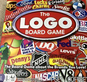 The Logo Board Game for Sale in San Antonio, TX