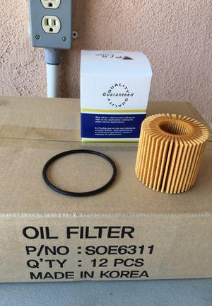 2011 Toyota Prius Oil Filter for Sale in Claremont, CA