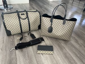 Gucci GG Canvas Set for Sale in Huntington Beach, CA