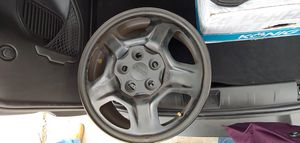 Black Rims for Jeep Renegade Sport 16 inch for Sale in Independence, MO