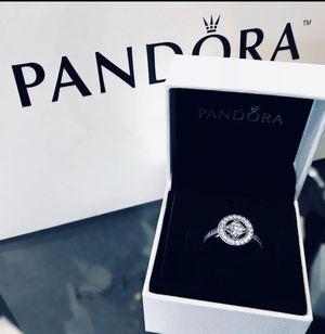 Pandora vintage allure ring for Sale in HOFFMAN EST, IL