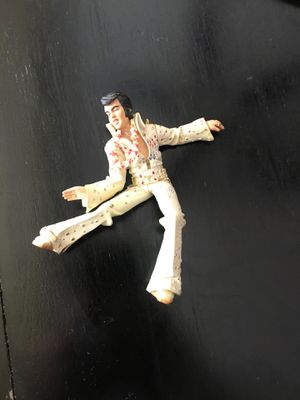 Elvis Presley toy figure Christmas ornament for Sale in Gilbert, AZ
