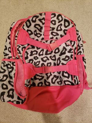 Pink/White/Black Backpack for Sale in Norridge, IL