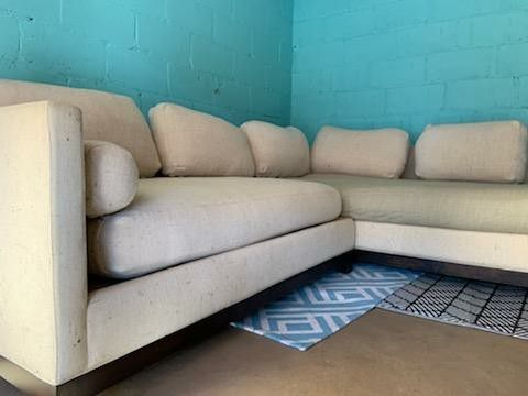 Cisco Brothers Cosmo Sectional Sofa