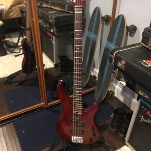 YAMAHA TRBX174EW BASS GUITAR - ROOT BEER for Sale in Cypress, CA