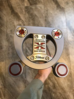"""Titleist Scotty Cameron Futura X Dual Balance Putter 38.5"""" GREAT CONDITION! for Sale in Kingsburg, CA"""