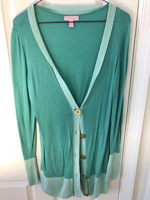 Lilly Pulitzer Women's cardigan (small) for Sale in Washington, DC