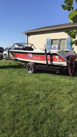 1990 Correct Craft Ski Nautique competition boat for Sale in Bratenahl,  OH