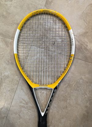 Wilson nCode nFusion Tennis Racket for Sale in Miami, FL