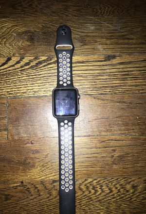 Series 3 Apple Watch Nike band for Sale in Bridgeport, CT