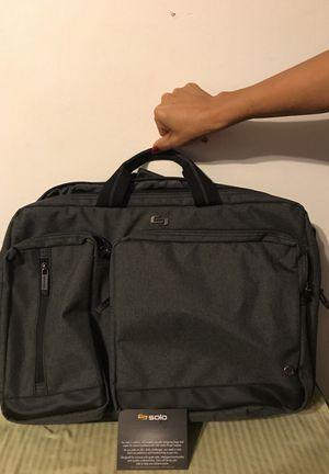 Solo laptop bag/backpack for Sale in Saint Petersburg, FL