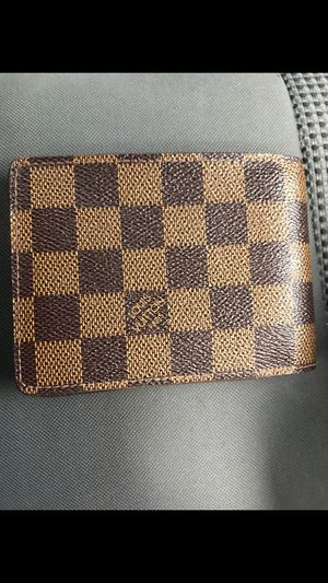 Louis Vuitton wallet $150.00 for Sale in Baltimore, MD