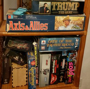 Lot of board games for Sale in Washington, PA