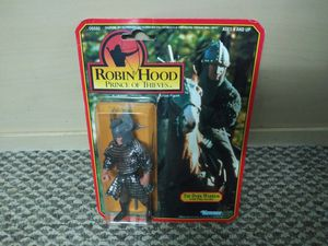 Vintage Robin Hood Prince Of Thieves The Dark Warrior Action Figure Kenner (NEW) for Sale in Levittown, NY