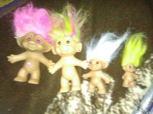 Troll Dolls for Sale in Blaine, WA