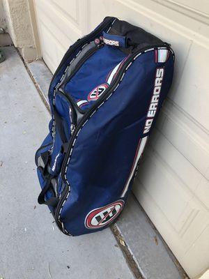 NO ERRORS FATBOY SOFTBALL BASEBALL ROLLER BAT BAG CATCHER GEAR for Sale in Queen Creek, AZ