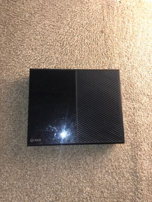 USED XBOX ONE (NO CONTROLLER) for Sale in Renton, WA