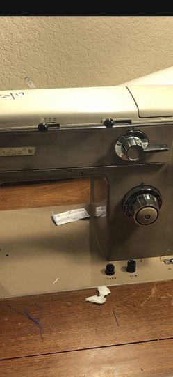 Sewing Machine With Cabinet And Computer Bag for Sale in Austin,  TX