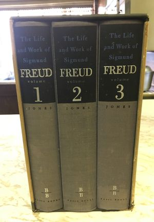 The Life and Work of Sigmund Freud for Sale in Los Angeles, CA