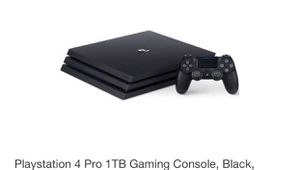 PLAYSTATION 4 PRO 1TB BRAND NEW IN BOX (NEVER OPENED) for Sale in North Lauderdale, FL