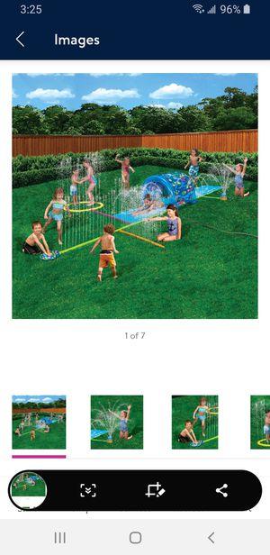 Splash 'N Slide Sprinkler Park NIB for Sale in La Mesa, CA