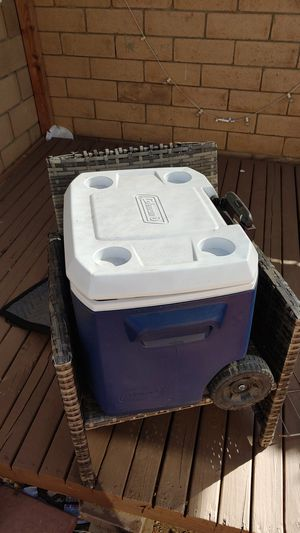 Coleman cooler 10/15 for Sale in Palmdale, CA