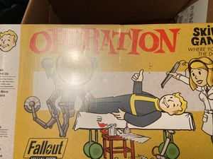 Fallout Operation Board Game for Sale in Tampa, FL