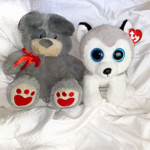 Buff Ty Beanie boo, Heart bear Bundle lot for Sale in Norwalk, CA