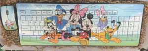 Custom Mickey Mouse and Friends Keyboard/Mouse ($200 OBO) for Sale in Hawthorne, CA