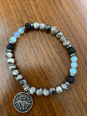 Taurus zodiac bracelet for Sale in Jessup, MD