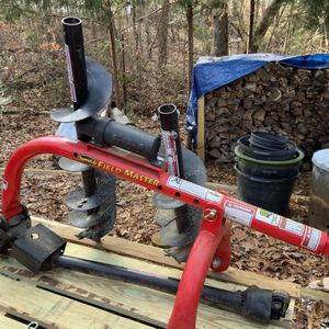 SpeeCo Post Hole Digger Tractor Attachment for Sale in Monroe, GA