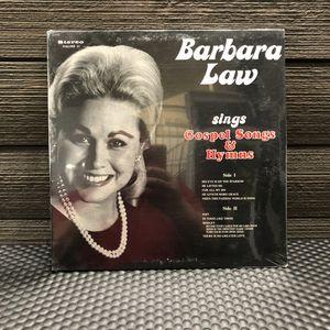 RARE - Barbara Law Duff Sings Gospel Songs & Hymns Volume II - Vinyl SEALED for Sale in Milpitas, CA