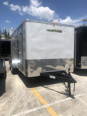 Enclosed Cargo Trailer 7x14 or 7x16 3802 for Sale in Pembroke Pines, FL