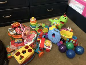Baby toys Lot for Sale in Apopka, FL