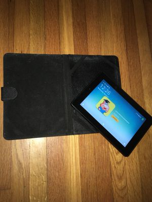 Kindle Fire HD 7 4th gen with case and charger for Sale in Nashville, TN