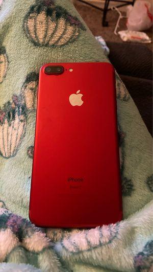 iPhone 7plus red 128GB for Sale in Auburn, WA