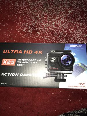 4K Action Camera for Sale in Tampa, FL