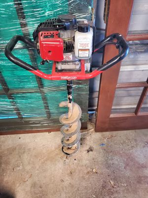 Fence post digger for Sale in Arlington, TX