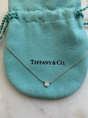 Tiffany & Co. Diamond Necklace for Sale in Austin, TX