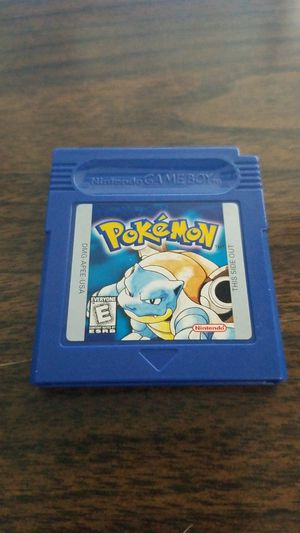Pokemon Blue for Sale in Pittsburgh, PA