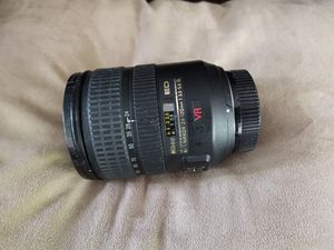 Nikon 24-120mm lense for Sale in Seattle, WA
