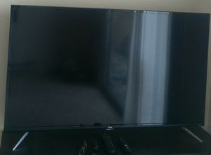 "TCL Roku 50"" TV for Sale in Santa Clara, CA"