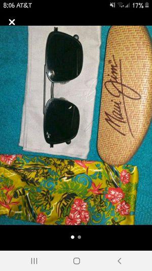 Maui Jim Ebb flow aviator sunglasses for Sale in Mesick, MI