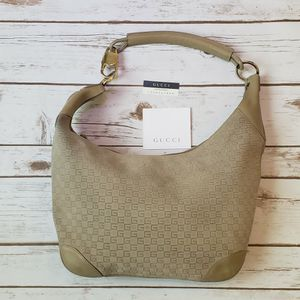 Gucco Suede Hobo Shoulder Bag for Sale in Chicago, IL
