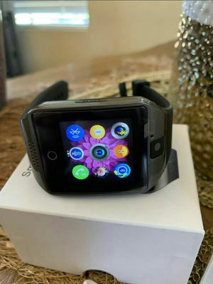 ●●●●unlock Bluetooth Smart Watch With Camera pedometer●●●● for Sale in Pharr, TX